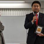 政策NPO「万年野党」から、「三ツ星議員・特別表彰」を受賞いたしました。
