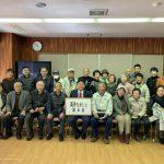 月2回選挙区内の中学校区毎に開催している「高井たかしと語る会」