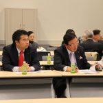 超党派の「教育における情報通信(ICT)の利活用促進をめざす議員連盟」総会に出席