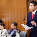 2月28日総務委員会:安倍総理との質疑(その1)