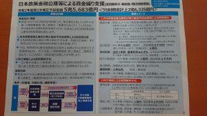 資金繰り支援(無利子・無担保融資)(新型コロナ対策その15)資料1