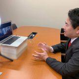 RSK山陽放送「国会報告」(10月31日放送)に17時20分から出演します