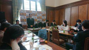 国民民主党 玉木雄一郎代表挨拶