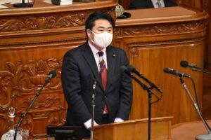 3月12日(金)「内閣委員会」「厚生労働委員会」「法務委員会」の3委員会で質疑に立ちます